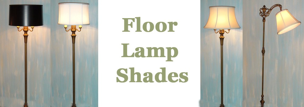 Floor Lampshades selection